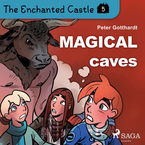 Audiobook The Enchanted Castle 5 - Magical Caves (EN) - Peter Gotthardt - Katherine Moran