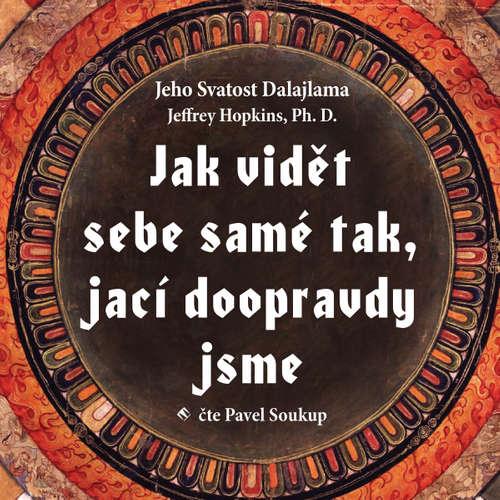 Audiokniha Jak vidět sebe samé tak, jací doopravdy -  Dalajlama - Pavel Soukup