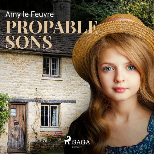 Audiobook Probable Sons (EN) - Amy Le Feuvre - Laura Caldwell