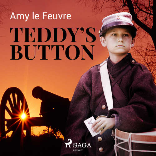 Audiobook Teddy's Button (EN) - Amy Le Feuvre - Robert Harder