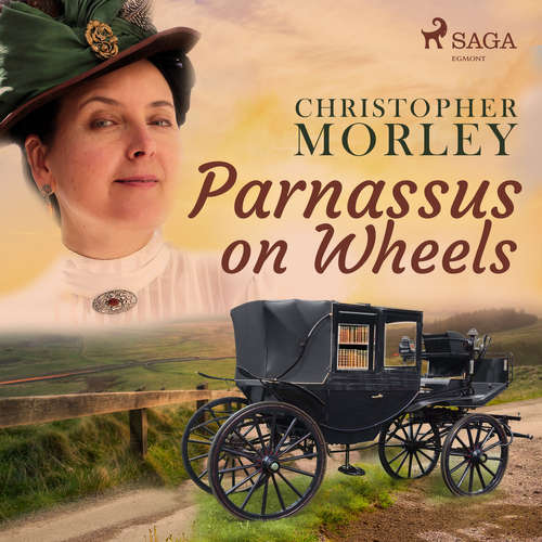 Audiobook Parnassus on Wheels (EN) - Christopher Morley - Dawn Larsen