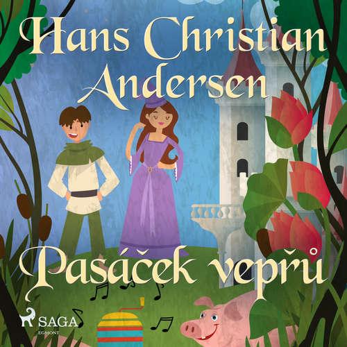 Audiokniha Pasáček vepřů - H.c. Andersen - Vaclav Knop