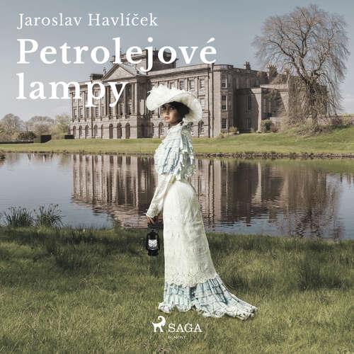 Audiokniha Petrolejové lampy - Jaroslav Havlíček - Vaclav Knop