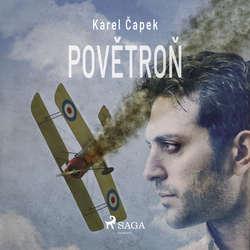 Audiokniha Povětroň - Karel Čapek - Vaclav Knop