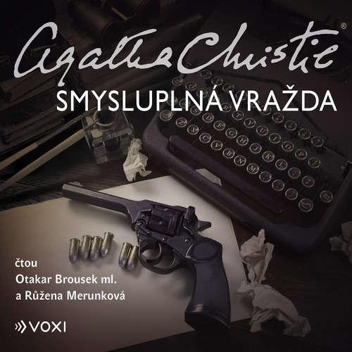 Audiokniha Smysluplná vražda - Agatha Christie - Růžena Merunková
