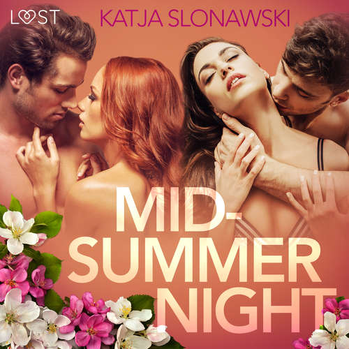 Audiobook Midsummer Night - Erotic Short Story (EN) - Katja Slonawski - Lily Ward