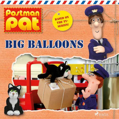 Audiobook Postman Pat - Big Balloons (EN) - John A. Cunliffe - Michele Melega