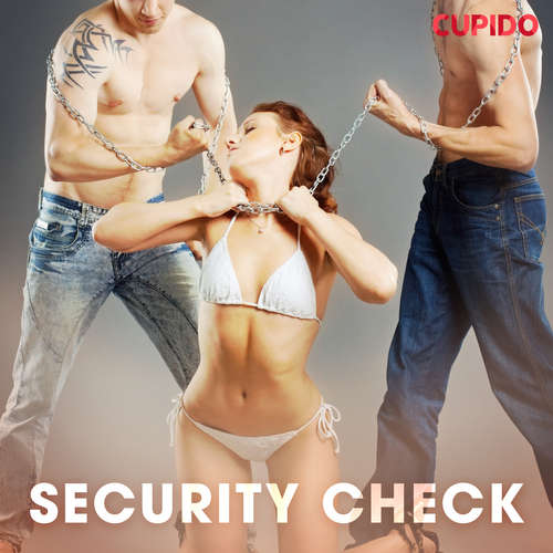 Audiobook Security check (EN) - – Cupido - Scarlett Foxx