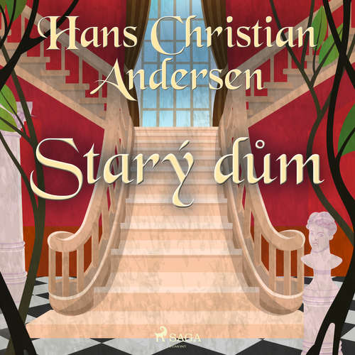 Audiokniha Starý dům - H.c. Andersen - Vaclav Knop