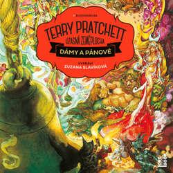 Audiokniha Dámy a pánové - Terry Pratchett - Zuzana Slavíková