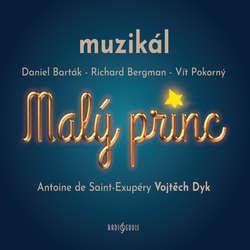 Audiokniha Malý princ - Antoine de Saint-Exupéry - Viktor Antonio