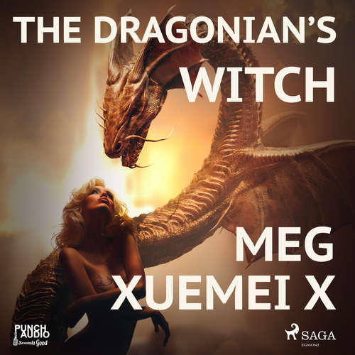 Audiobook The Dragonian's Witch (EN) - Meg Xuemei X - Kate Marcin