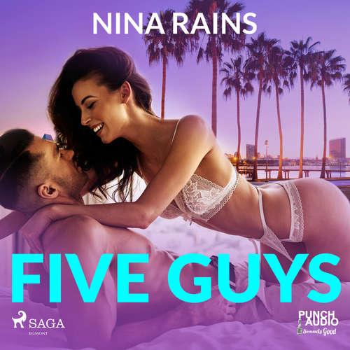 Audiobook Five Guys (EN) - Nina Rains - Laurie Catherine Winkel