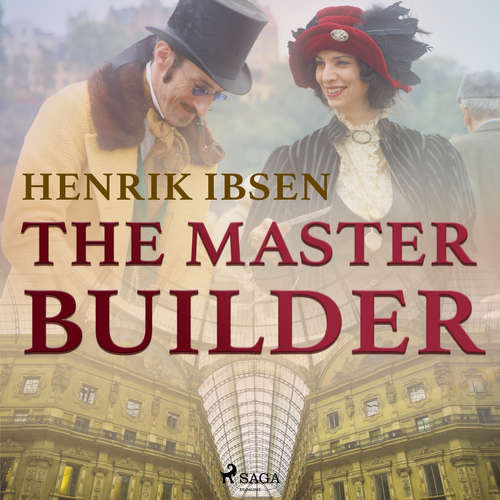 Audiobook The Master Builder (EN) - Henrik Ibsen - – Expatriate