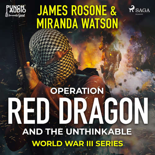 Audiobook Operation Red Dragon and the Unthinkable (EN) - Miranda Watson - Alex Hyde-White