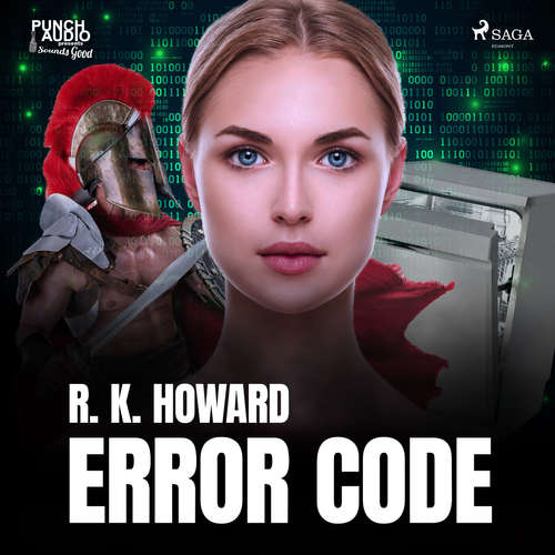 Audiobook Error Code (EN) - R. K. Howard - Julie Mckay