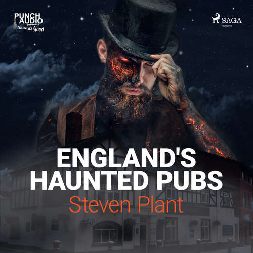 Audiobook England's Haunted Pubs (EN) - Steven Plant - Aaron Landon