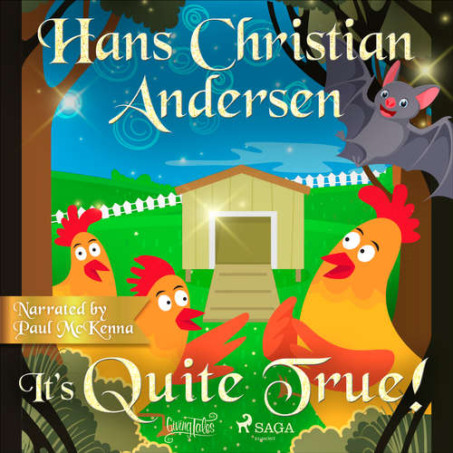 Audiobook It's Quite True (EN) - Hans Christian Andersen - Paul Mckenna