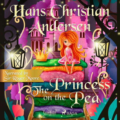 Audiobook The Princess and the Pea (EN) - Hans Christian Andersen - Sir Roger Moore