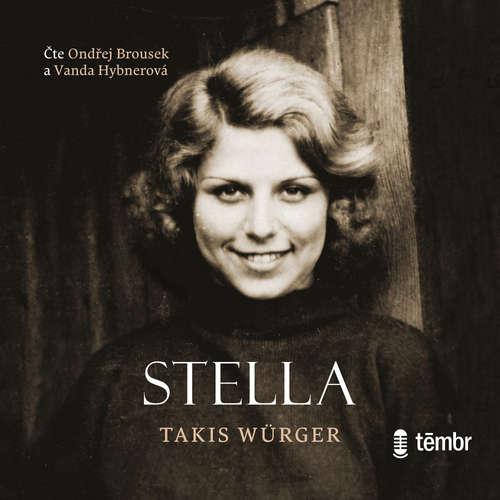 Audiokniha Stella - Takis Würger - Ondřej Brousek