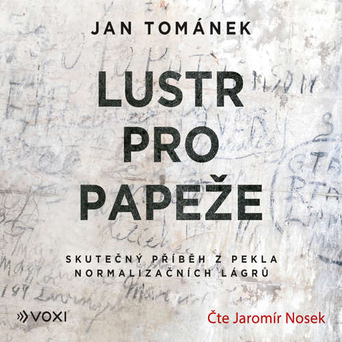 Audiokniha Lustr pro papeže - Jan Tománek - Jaromír Nosek