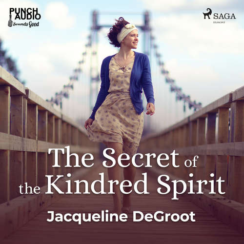 Audiobook The Secret of the Kindred Spirit (EN) - Jacqueline Degroot - Betsy Baker