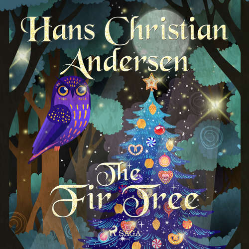 Audiobook The Fir Tree (EN) - Hans Christian Andersen - Alex Lehman