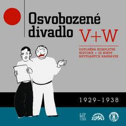Audiokniha Osvobozené divadlo 1929-1938 - Jiří Voskovec - Jiří Voskovec