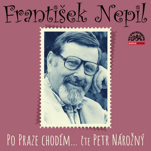 Audiokniha Po Praze chodím… - František Nepil - Petr Nárožný