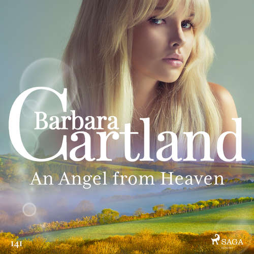 Audiobook An Angel from Heaven (Barbara Cartland's Pink Collection 141) (EN) - Barbara Cartland - Anthony Wren