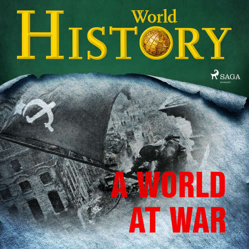 Audiobook A World at War (EN) - World History - David Bateson