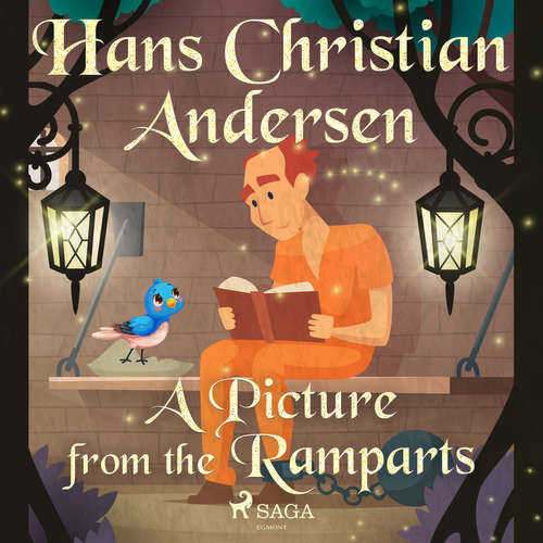 Audiobook A Picture from the Ramparts (EN) - Hans Christian Andersen - Alex Lehman