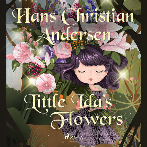 Audiobook Little Ida's Flowers (EN) - Hans Christian Andersen - Alex Lehman