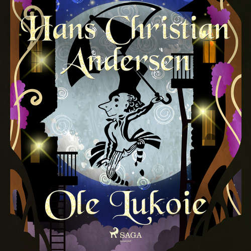 Audiobook Ole Lukoie (EN) - Hans Christian Andersen - Alex Lehman