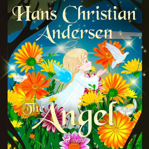 Audiobook The Angel (EN) - Hans Christian Andersen - Alex Lehman