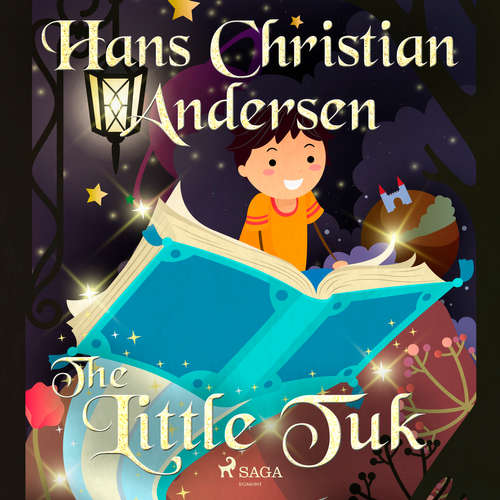 Audiobook Little Tuk (EN) - Hans Christian Andersen - Alex Lehman