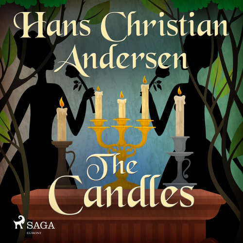 Audiobook The Candles (EN) - Hans Christian Andersen - Alex Lehman