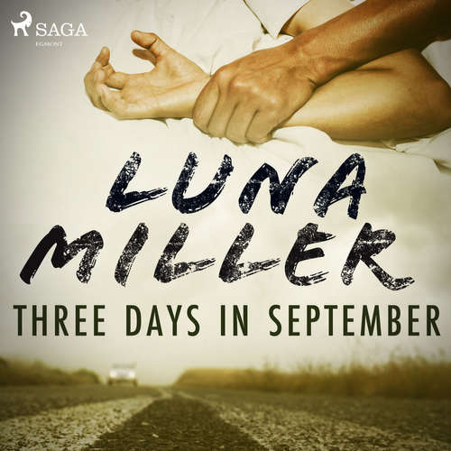 Audiobook Three Days in September (EN) - Luna Miller - Linda Elvira
