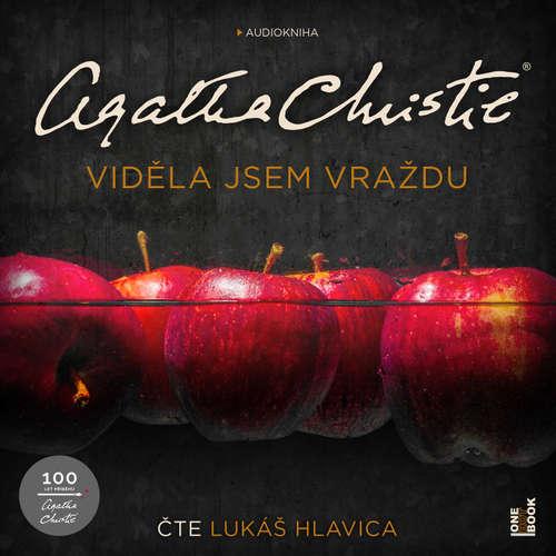 Audiokniha Viděla jsem vraždu - Agatha Christie - Lukáš Hlavica
