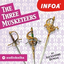 The Three Musketeers (EN) - Alexandre Dumas st. (Audiobook)