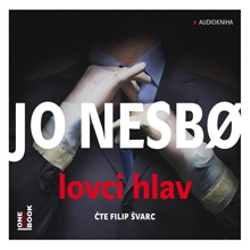 Lovci hlav - Jo Nesbo (Audiokniha)