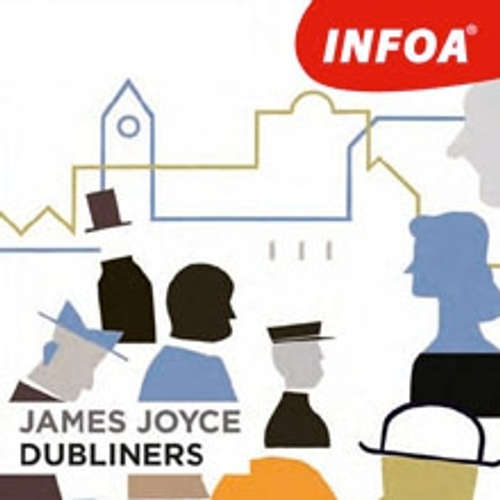 Audiobook Dubliners (EN) - James Joyce - Rôzni Interpreti