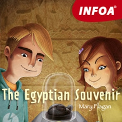 The Egyptian Souvenir (EN) - Mary Flagan (Audiobook)