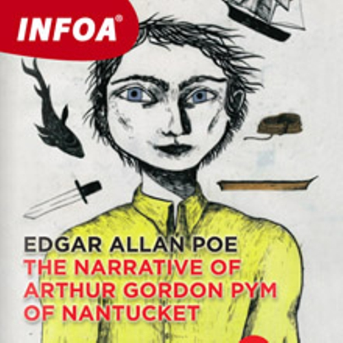 The Narrative of Arthur Gordon Pym of Nantucket (EN) - Edgar Allan Poe (Audiobook)