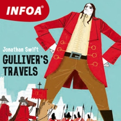 Gulliver's Travels (EN) - Jonathan Swift (Audiobook)