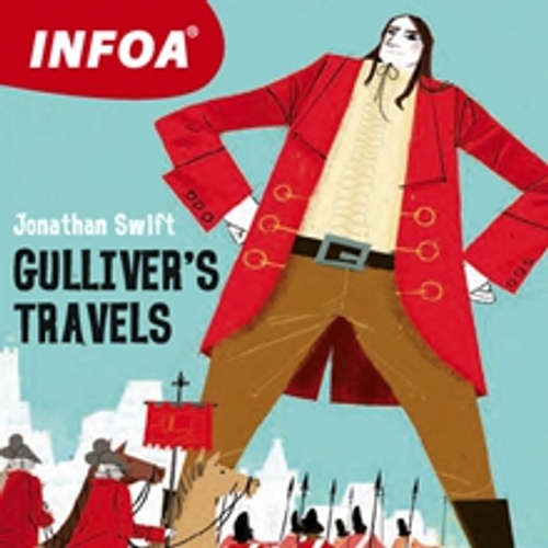Audiobook Gulliver's Travels (EN) - Jonathan Swift - Rôzni Interpreti