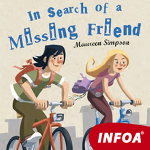 In Search of a Missing Friend (EN) - Maureen Simpson (Audiobook)