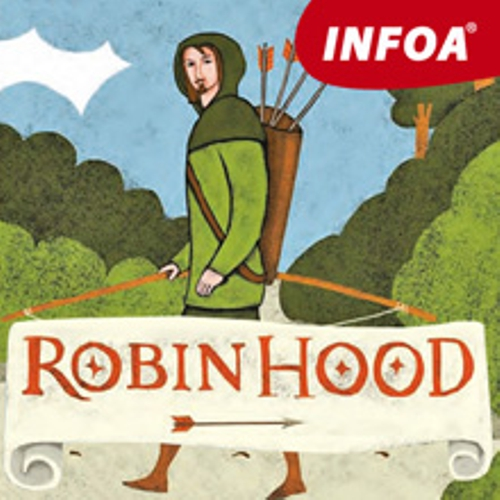 Robin Hood (EN) - Rob Lloyd Jones (Audiobook)