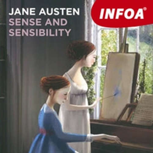 Audiobook Sense and Sensibility (EN) - Jane Austenová - Rôzni Interpreti