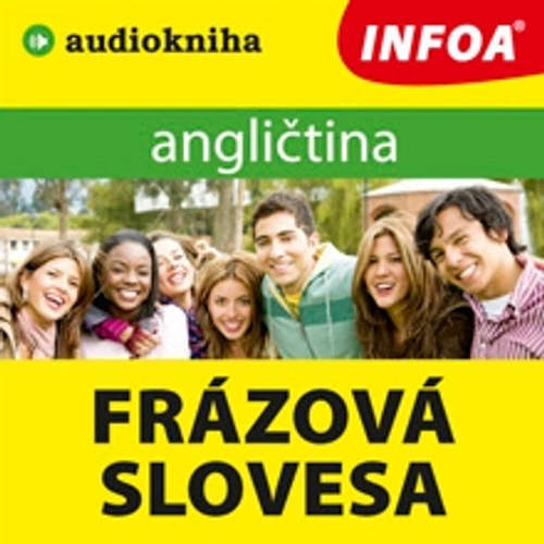 Audiobook Angličtina - frázová slovesa - Různí autoři - Rôzni Interpreti